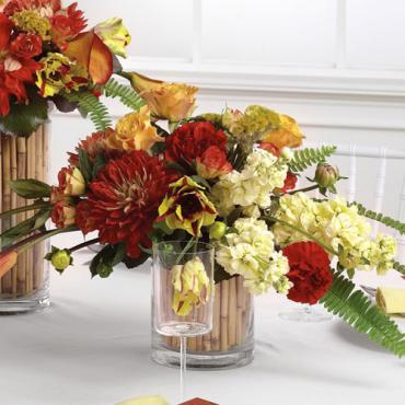 Short Cylinder Centerpiece